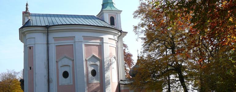 Barokní areál Skalka - Mníšek pod Brdy