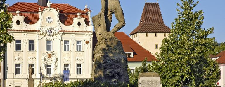 Radnice - Beroun