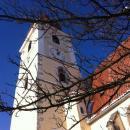 Kostel na nebevzetí panny Marie