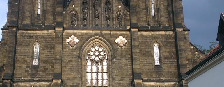 Staré purkrabství - Národní kulturní památka Vyšehrad