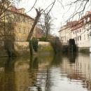 Čertovka na Vltavě