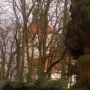 Ze zámecké zahrady