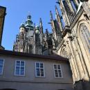 III. nádvoří Pražského hradu-Katedrála sv. Víta