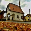 unikátní kulturní památka, kaple Sv. Antonína v Pískově