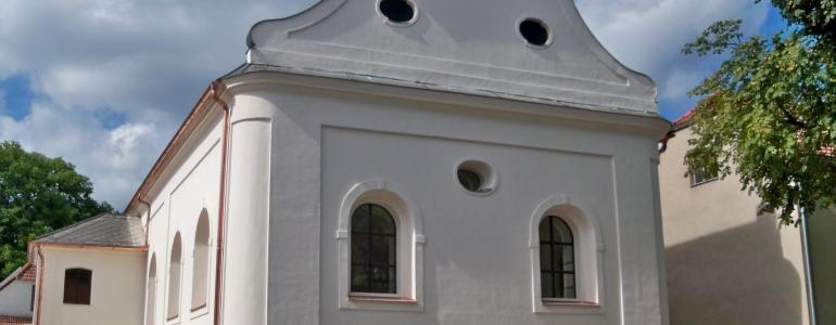 Synagoga - Lomnice