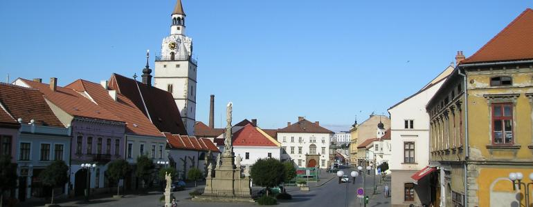 Kostel Nanebevzetí Panny Marie - Ivančice