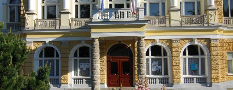 Společenský dům Casino - Mariánské Lázně