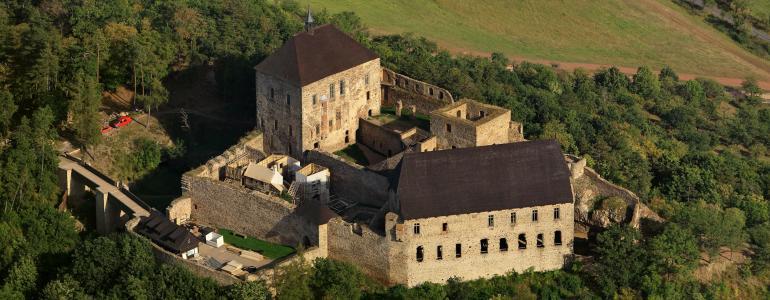 Točník - státní hrad