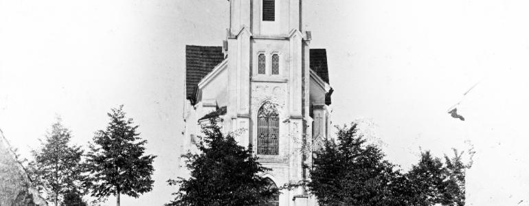 Kaple sv. Kříže - Kalvárie
