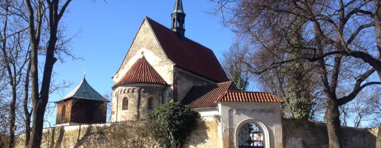 Kostel Stětí sv. Jana Křtitele - Praha 8 - Dolní Chabry