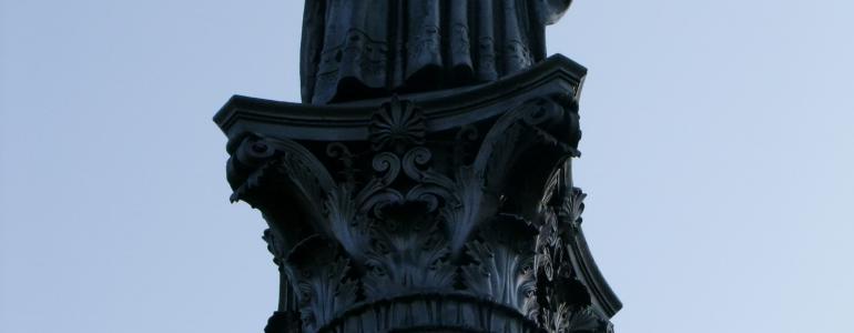 Vycházka za sochami Karla IV. - Karlovy Vary