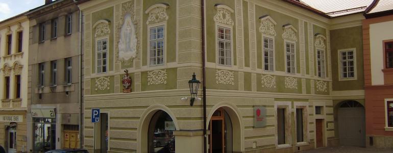 Dačického dům - Kutná Hora