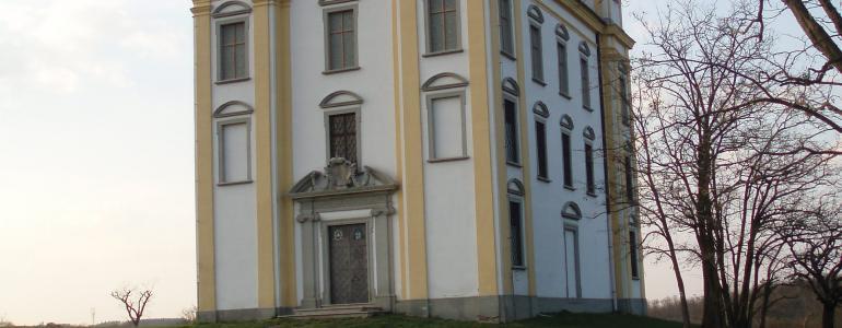 Kostel sv. Floriána, Moravský Krumlov