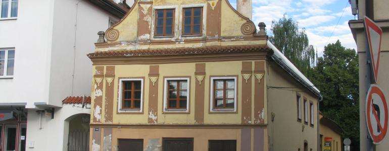 Měšťanský dům č.p. 194 - Chotěboř