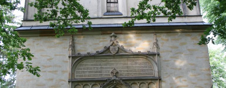 Havířský kostelík Nanebevzetí Panny Marie - Poděbrady