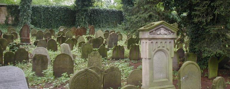 Židovský hřbitov - Humpolec