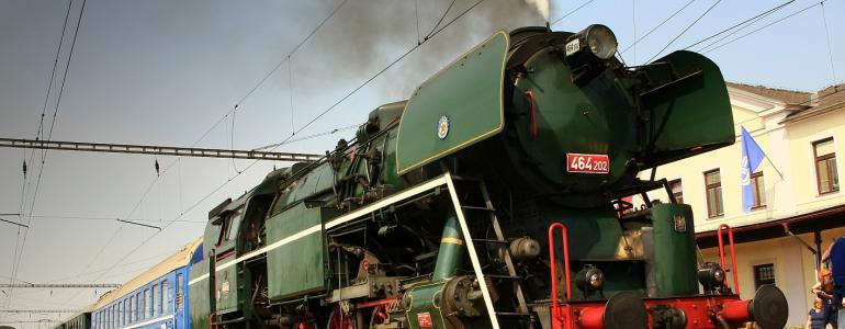 Železniční muzeum v Jaroměři