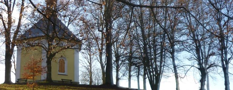 Kaple sv. Rozálie - Žamberk