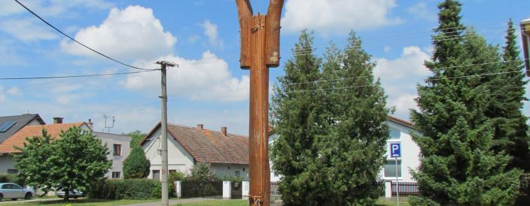 Zvonička - Vysoká nad Labem