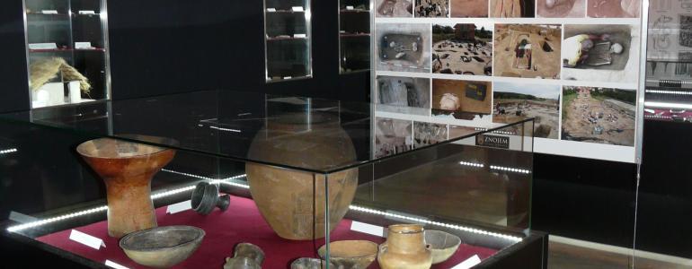 Muzeum Velké Moravy - Znojmo-Hradiště