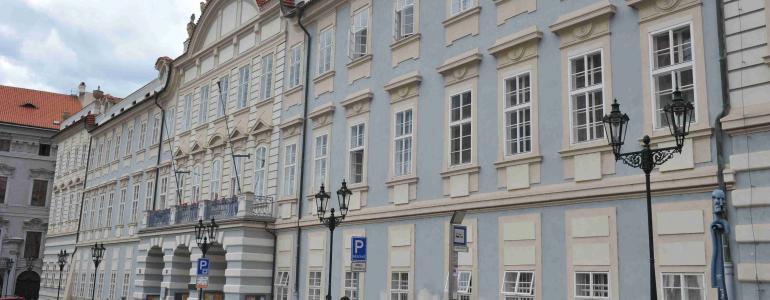 Lichtenštejnský palác - Praha 1