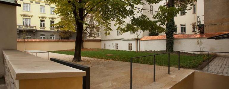 Zahrada V Jirchářích - Praha 1