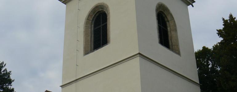 Kostel Povýšení sv. Kříže - Hořín - Vrbno