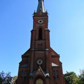 Evangelický kostel Husova