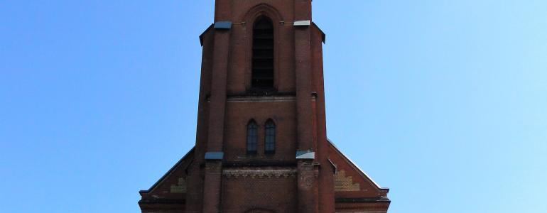 Evangelický kostel - Frýdek-Místek
