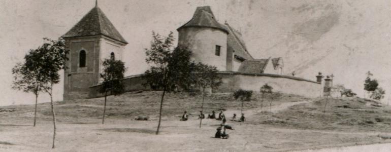 Kostel sv. Jiří na Hradešíně