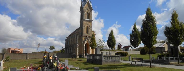 Hřbitovní kaple Panny Marie - Horní Benešov